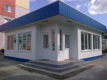 Строительство магазинов в Славгороде и пригороде